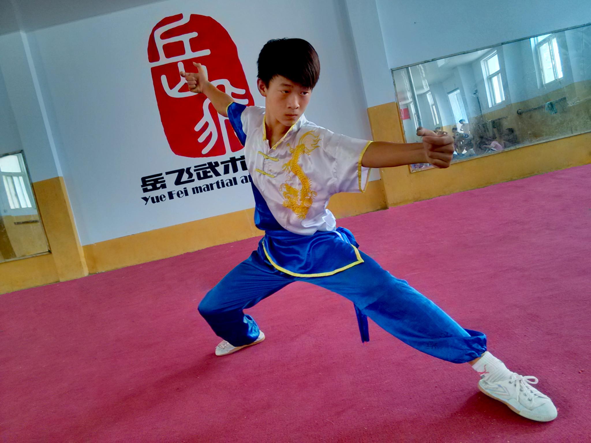 汤阴武术散打跆拳道